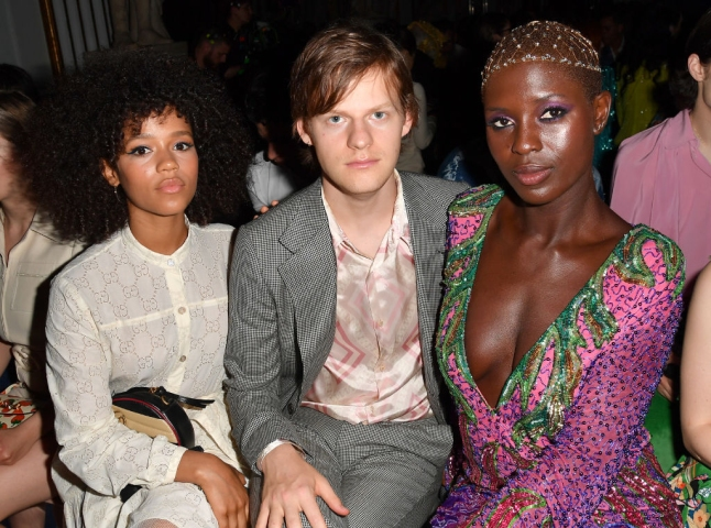 Gucci Cruise 2020 - Front Row