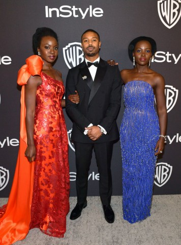 The 2019 InStyle And Warner Bros. 76th Annual Golden Globe Awards Post-Party - Red Carpet