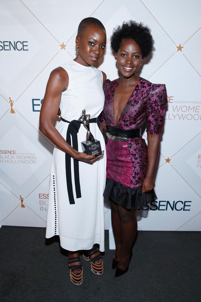 2018 Essence Black Women In Hollywood Oscars Luncheon -