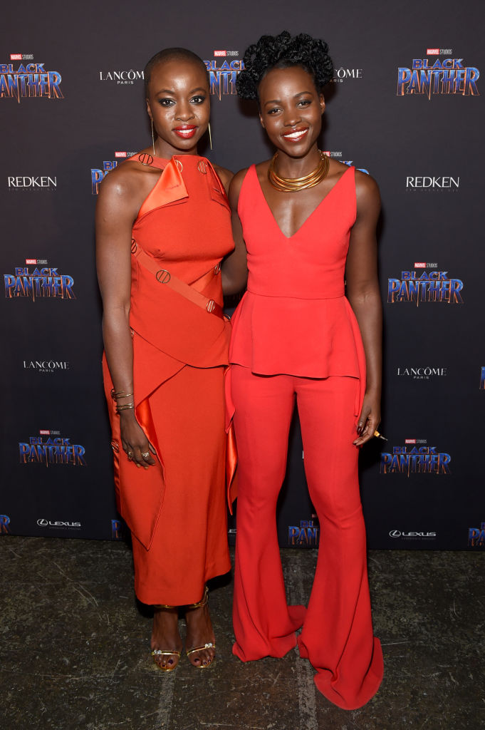 Marvel Studios Black Panther Welcome To Wakanda New York Fashion Week Showcase, 2018