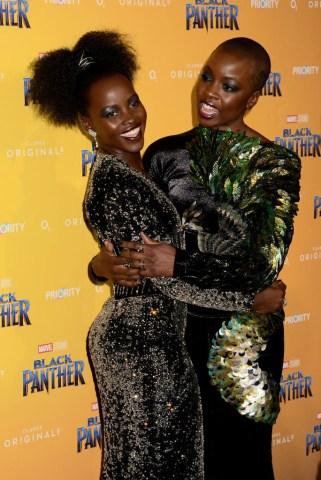 'Black Panther' European Premiere - VIP Arrivals