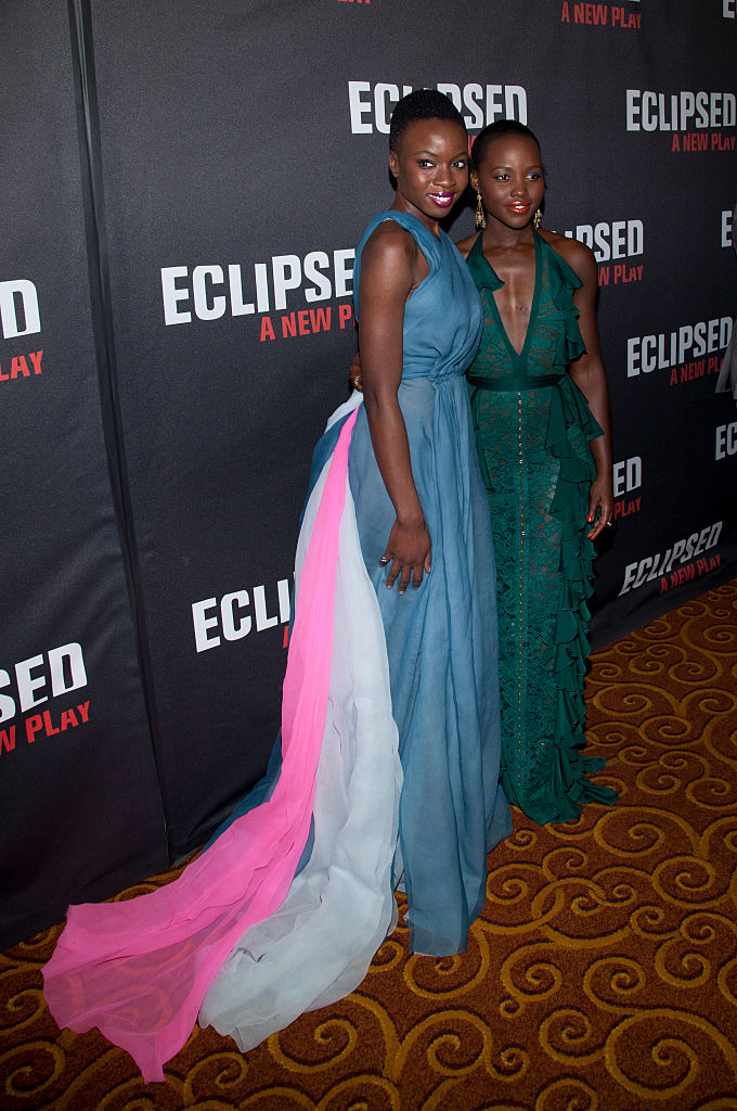"""USA - """"Eclipsed"""" Broadway Opening Night - After Party In New York, 2016"""