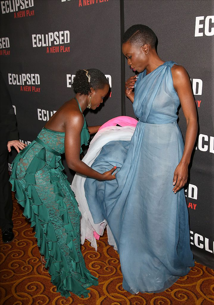 """""""Eclipsed"""" Broadway Opening Night - After Party, 2016"""