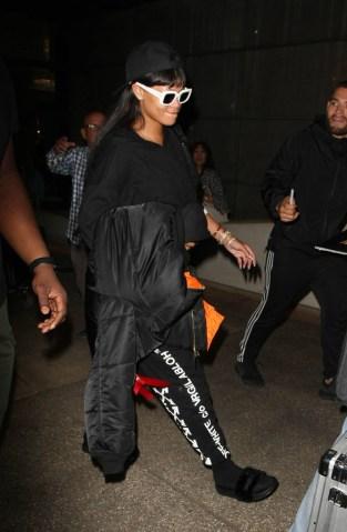 Celebrity Sightings In Los Angeles - April 25, 2017