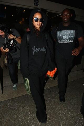 Celebrity Sightings In Los Angeles - October 06, 2015