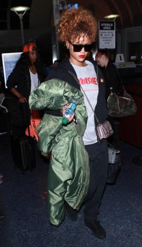 Celebrity Sightings In Los Angeles - September 01, 2015