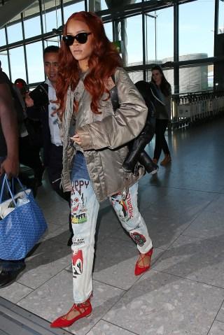 London Celebrity Sightings - May 27, 2015