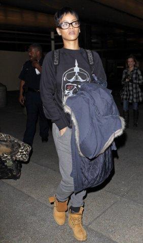Celebrity Sightings In Los Angeles - December 12 2012