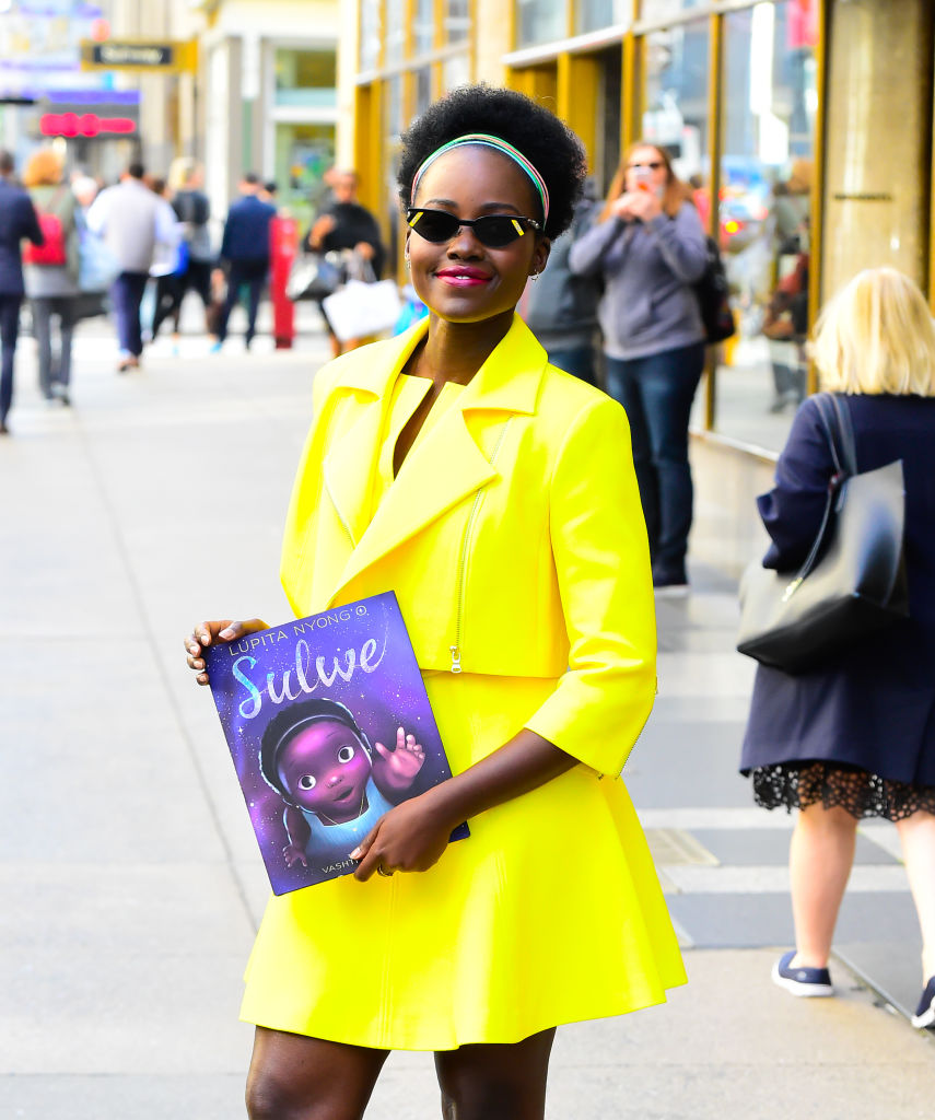 Celebrity Sightings In New York City - October 15, 2019
