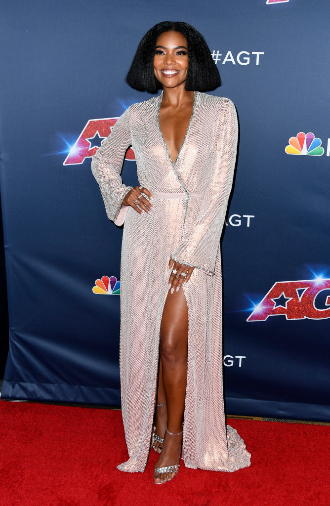 "GABRIELLE UNION AT THE ""AMERICA'S GOT TALENT"" SEASON 14 FINALE, 2019"