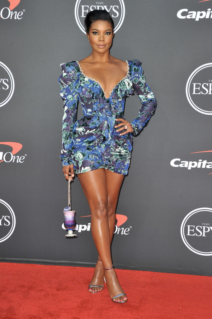 GABRIELLE UNION AT THE ESPYS, 2019