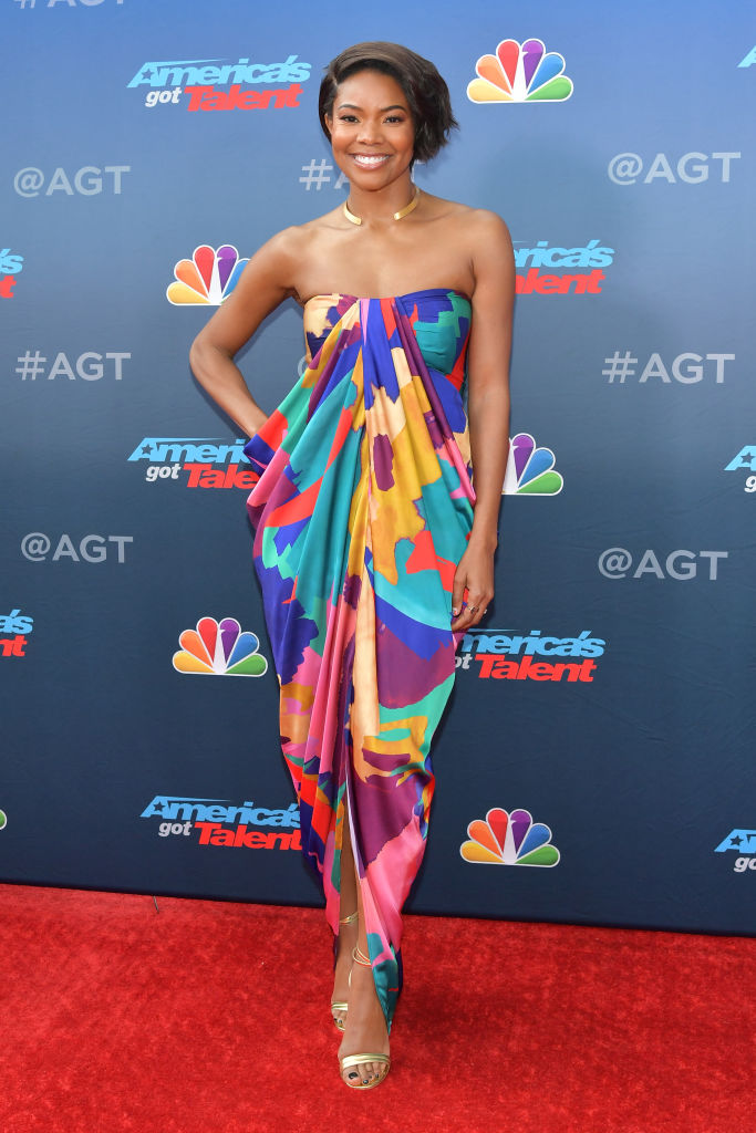 "GABRIELLE UNION AT NBC'S ""AMERICA'S GOT TALENT"" SEASON 14 KICK-OFF, 2019"