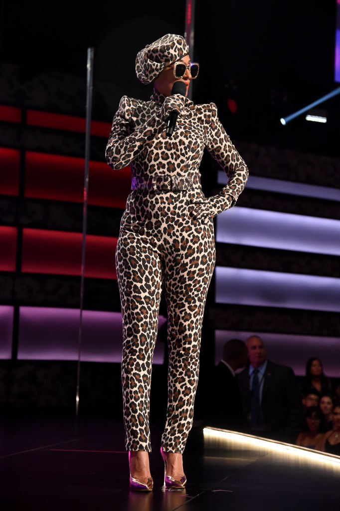 TRACEE ELLIS ROSS AT THE AMERICAN MUSIC AWARDS, 2018