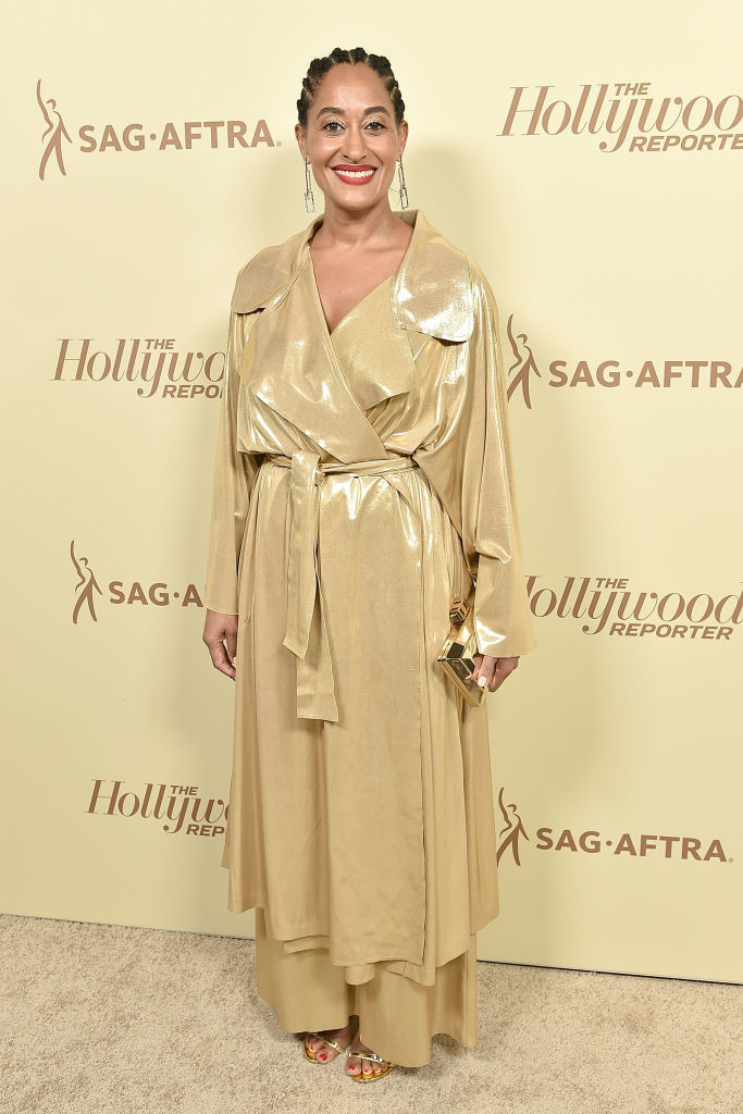 TRACEE ELLIS ROSS AT THE HOLLYWOOD REPORTER AND SAG-AFTRA CELEBRATE EMMY AWARD CONTENDERS AT NOMINEES NIGHT EVENT, 2018