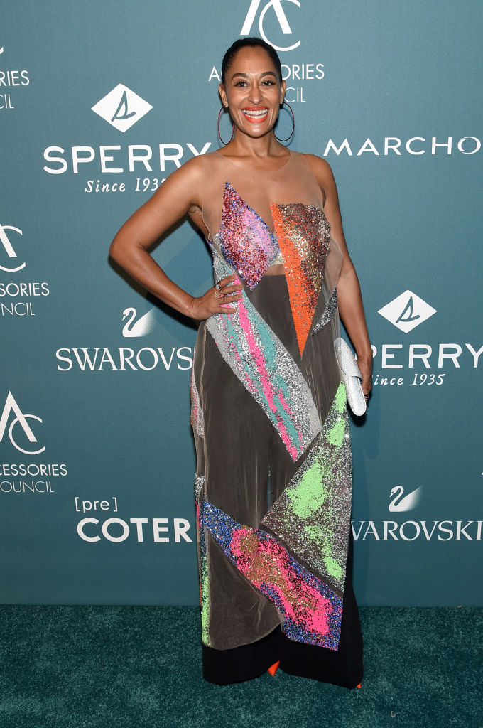 TRACEE ELLIS ROSS AT THE 22ND ANNUAL ACE AWARDS, 2018