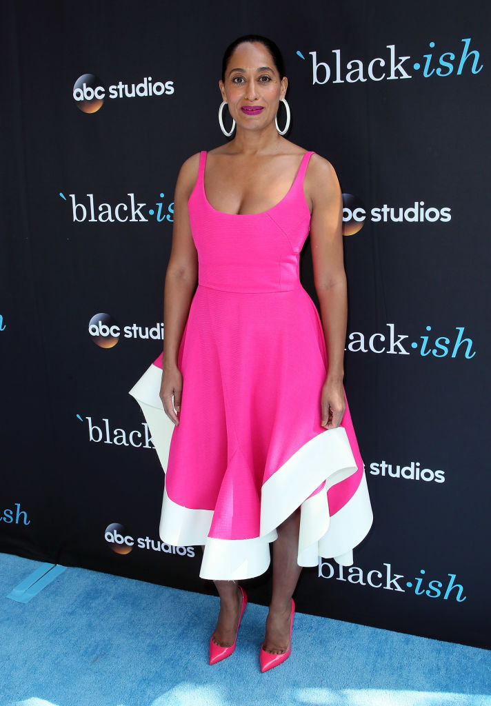 """TRACEE ELLIS ROSS AT THE FYC EVENT FOR ABC'S """"BLACKISH"""", 2018"""