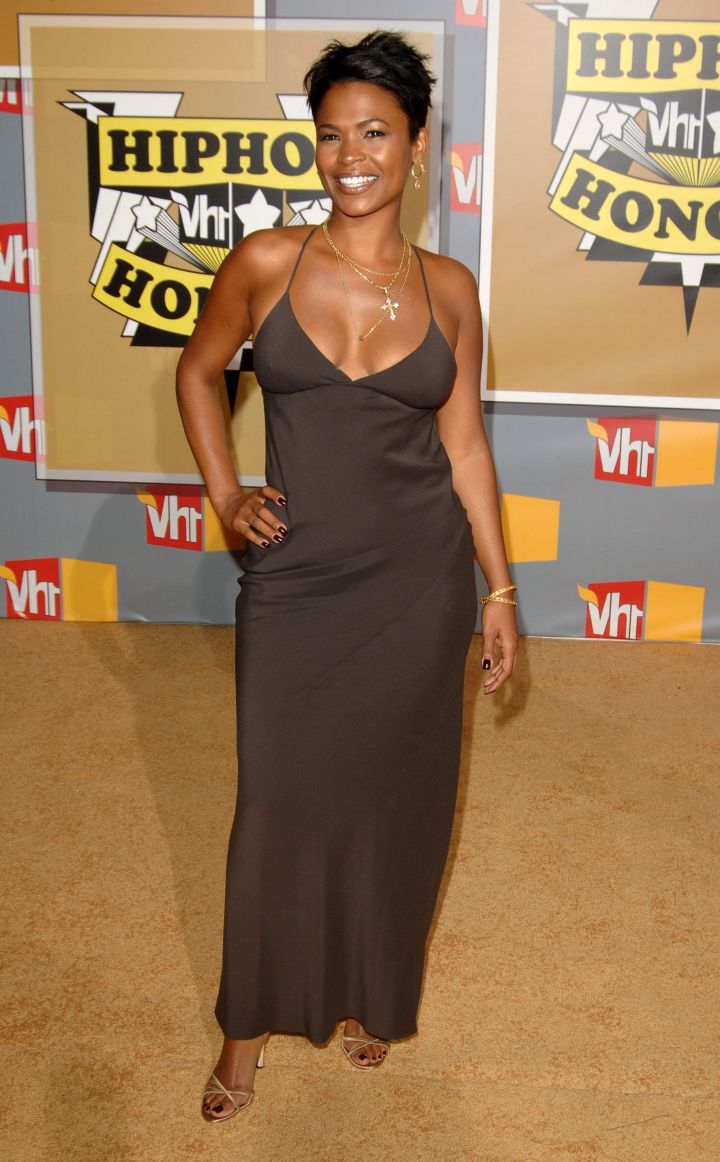 NIA LONG AT THE VH1 HIP HOP HONORS, 2005