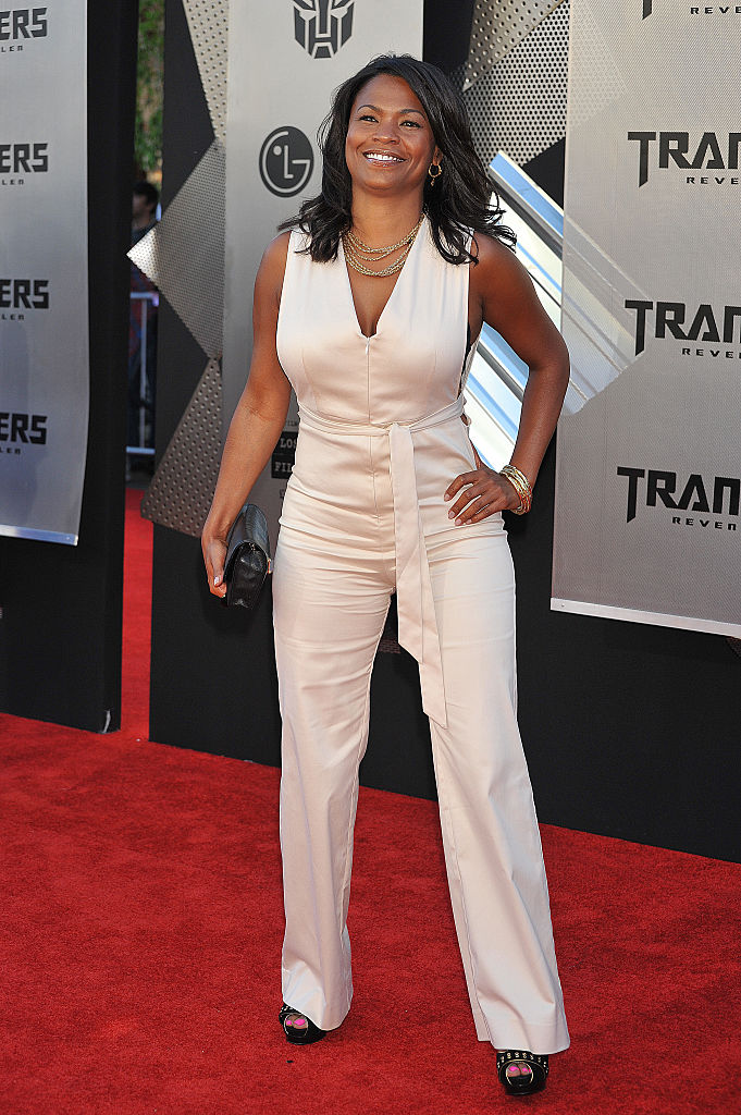 "NIA LONG AT THE ""TRANSFORMERS: REVENGE OF THE FALLEN"" PREMIERE, 2009"
