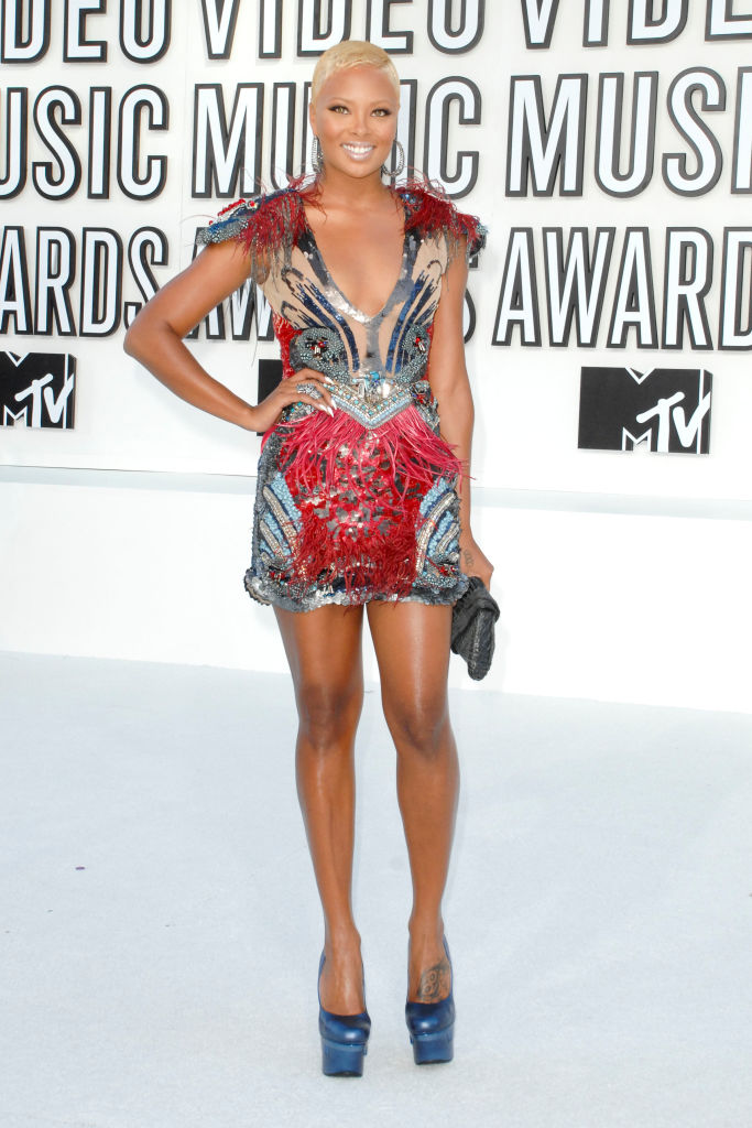 EVA MARCILLE AT THE MTV VIDEO MUSIC AWARDS, 2010