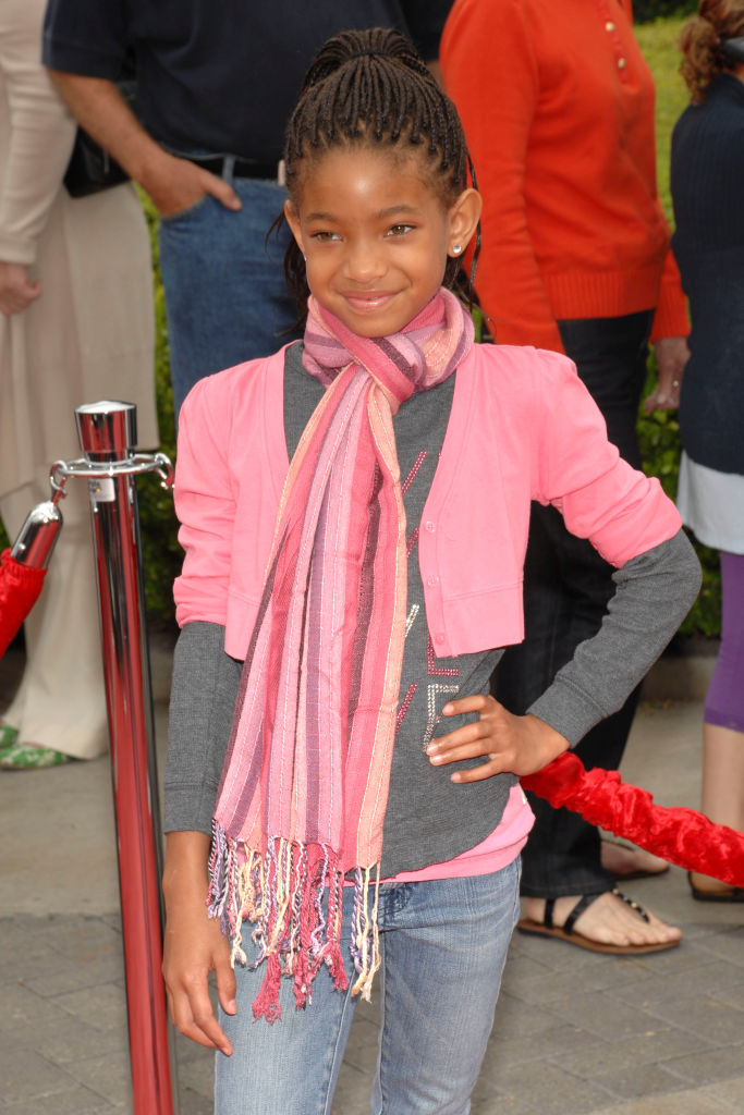 "WILLOW SMITH AT THE ""IMAGINE THAT"" PREMIERE, 2009"