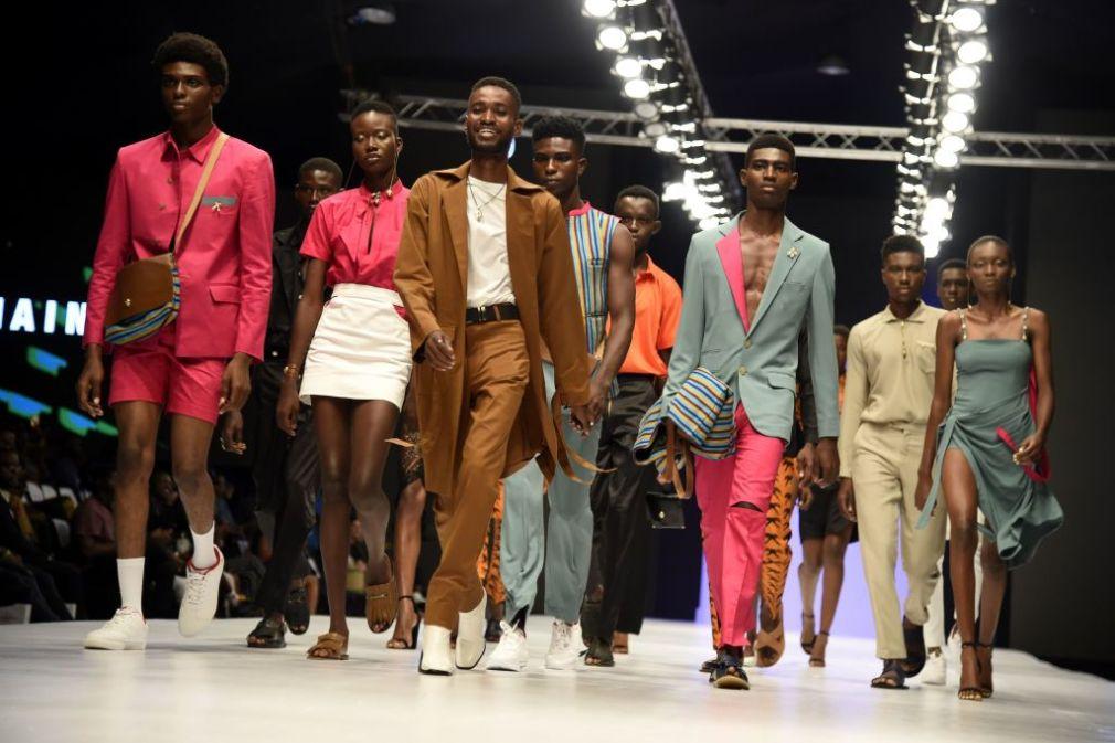 NIGERIA-FASHION-JERMAINE BLEU