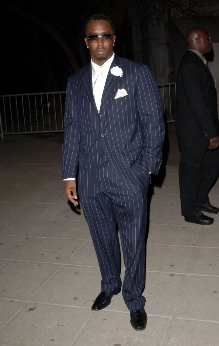 SEAN COMBS AT THE TRIBECA FILM FESTIVAL VANITY FAIR PARTY, 2005