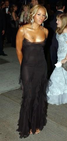 Goddess: Costume Institute Benefit Gala Arrivals