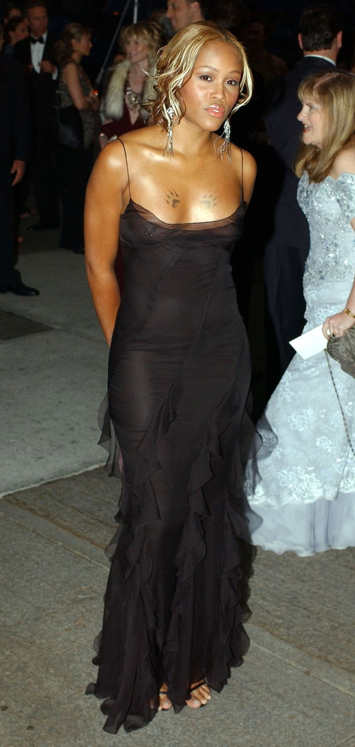 EVE AT THE MET GALA, 2003