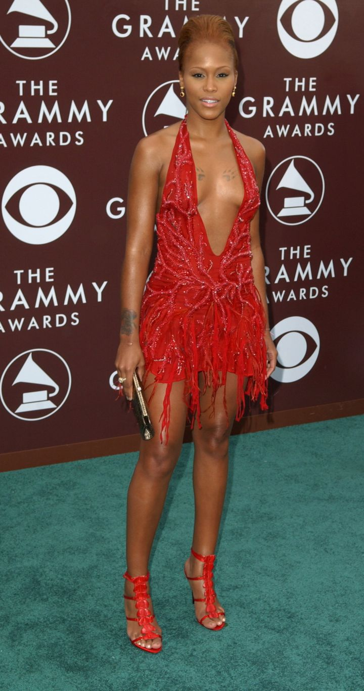EVE AT THE 47TH ANNUAL GRAMMY AWARDS, 2005