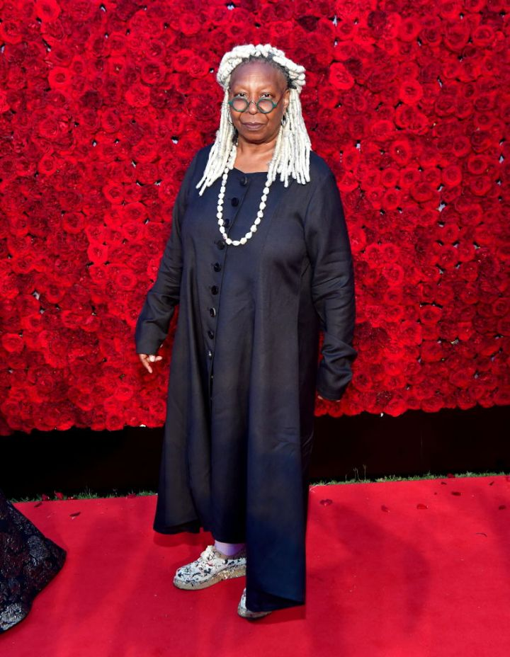 WHOOPI GOLDBERG AT TYLER PERRY STUDIOS GRAND OPENING GALA, 2019