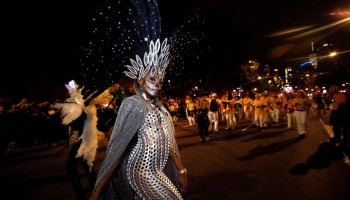 Halloween Parade in New York