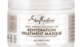 Shea Moisture 100% Virgin Coconut Oil Rehydration Treatment Masque
