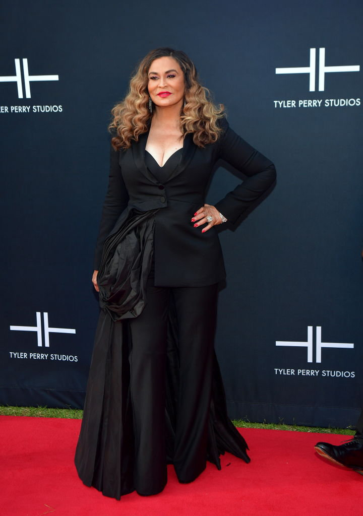 Tina Knowles-Lawson, Tyler Perry Studios Grand Opening Gala