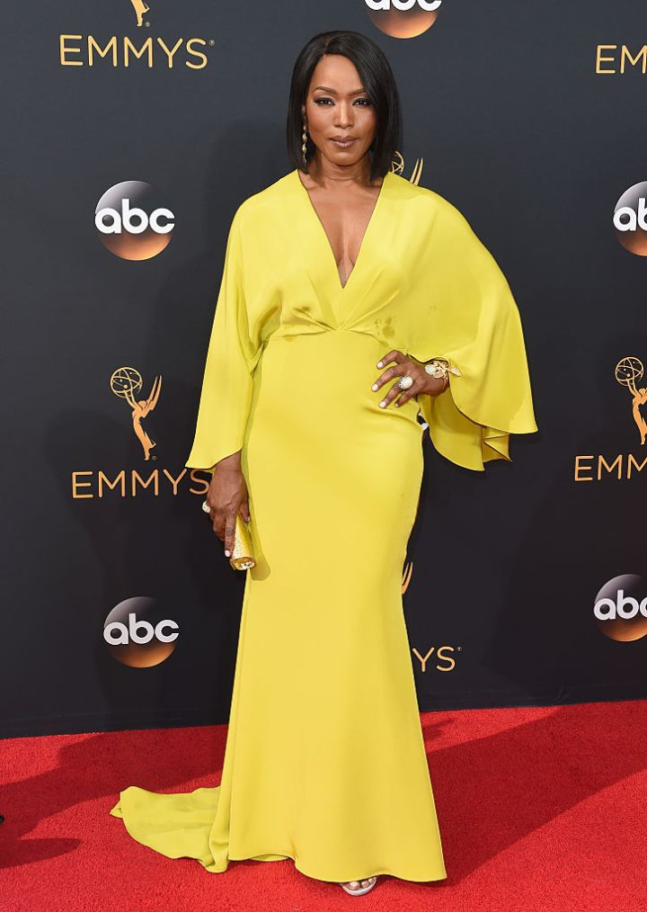 Angela Bassett, 68th Annual Primetime Emmy Awards