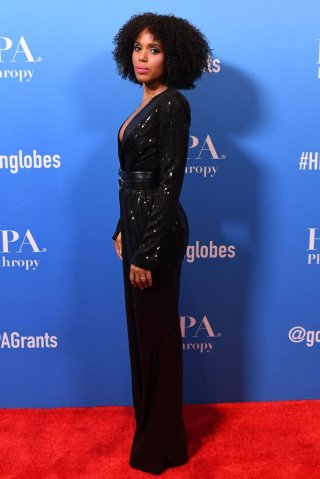 US-ENTERTAINMENT-HFPA-BANQUET-ARRIVALS