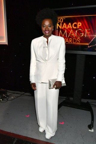 50th NAACP Image Awards - Backstage
