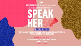 SpeakHER50