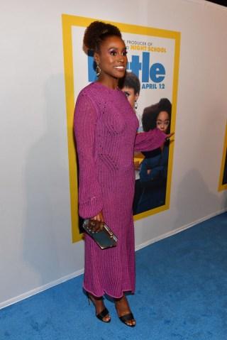 "Atlanta Red Carpet Screening Of ""Little"" With Regina Hall, Issa Rae, Marsai Martin, Will Packer And Tina Gordon At Regal Atlantic Station"