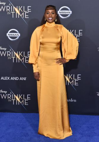 """Premiere Of Disney's """"A Wrinkle In Time"""" - Arrivals"""