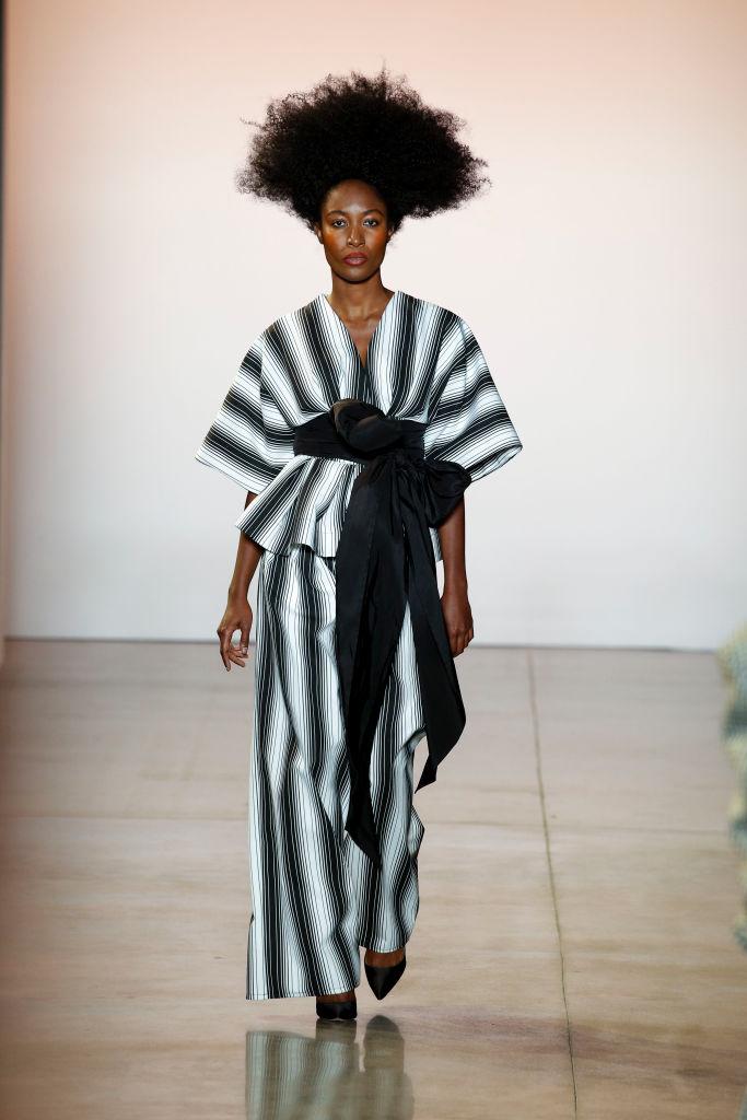 Christopher John Rogers - Runway - September 2019 - New York Fashion Week