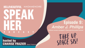 SpeakHER Podcast, Season 3, Episode 9