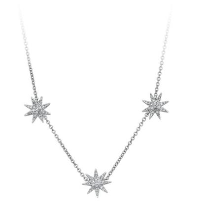 Starburst Necklace ($950)