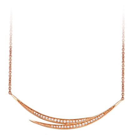 Milky Way Necklace ($800)