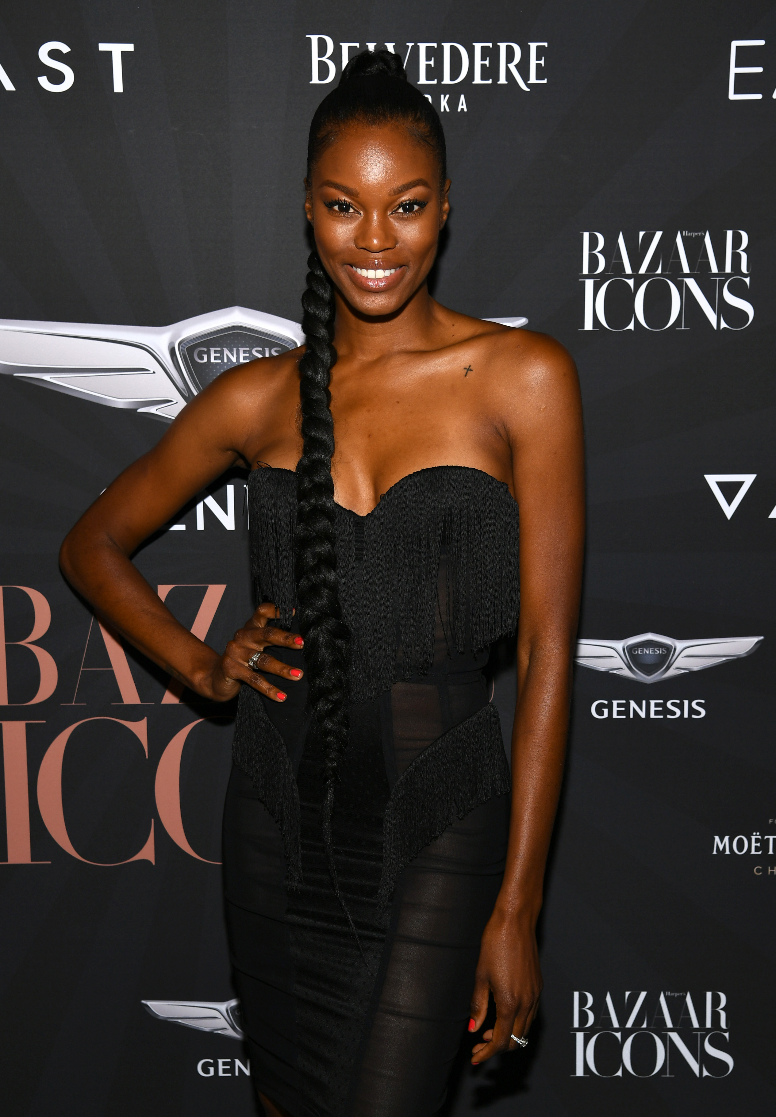 Genesis Presents The Official Harper's Bazaar Icons G-Seventies After Party