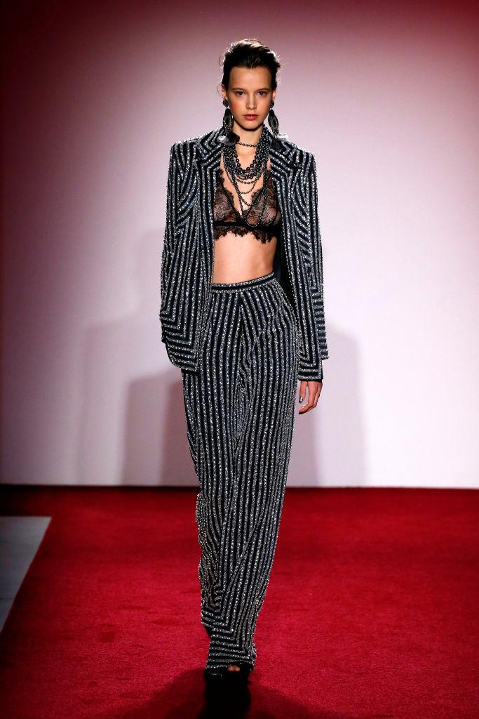 Naeem Khan - Runway - New York Fashion Week Fall/Winter2017/1