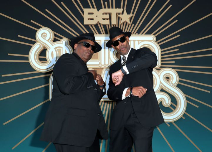 Terry Lewis and Jimmy Jam