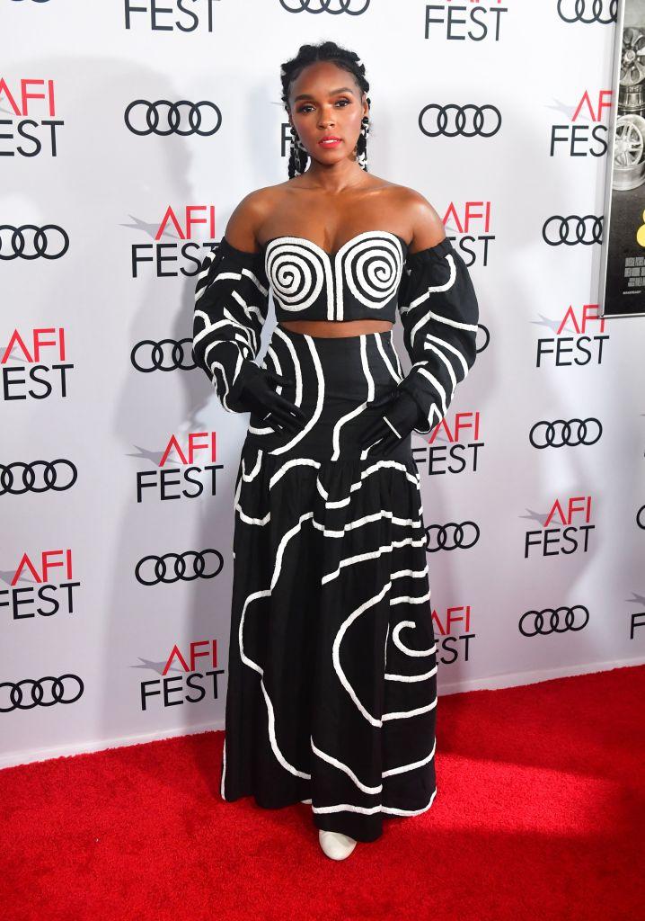"Janelle Monae at the AFI ""Queen & Slim"" Premiere"