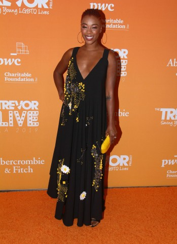 """Samira Wiley attends The TrevorLIVE 2019"""" in Los Angeles"""