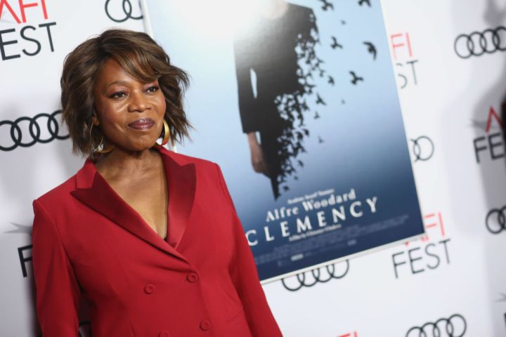 """Alfre Woodard at """"Clemency"""" Premiere at AFI"""
