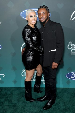 BET Presents: 2019 Soul Train Awards - Backstage & Audience